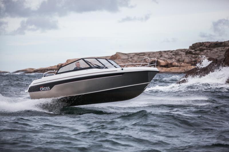 Yamarin Cross 62 BR presenteras på Göteborgs båtmässan