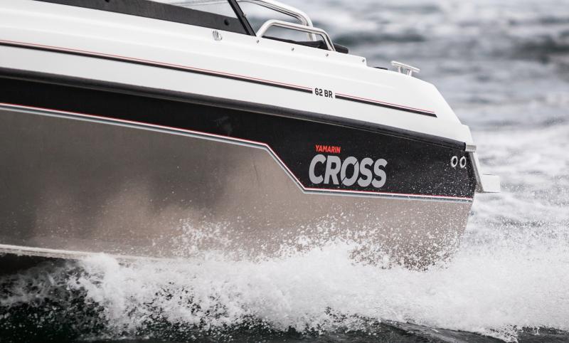 Cross-vene-moottoripaketit nyt kevätkampanjahintaan!
