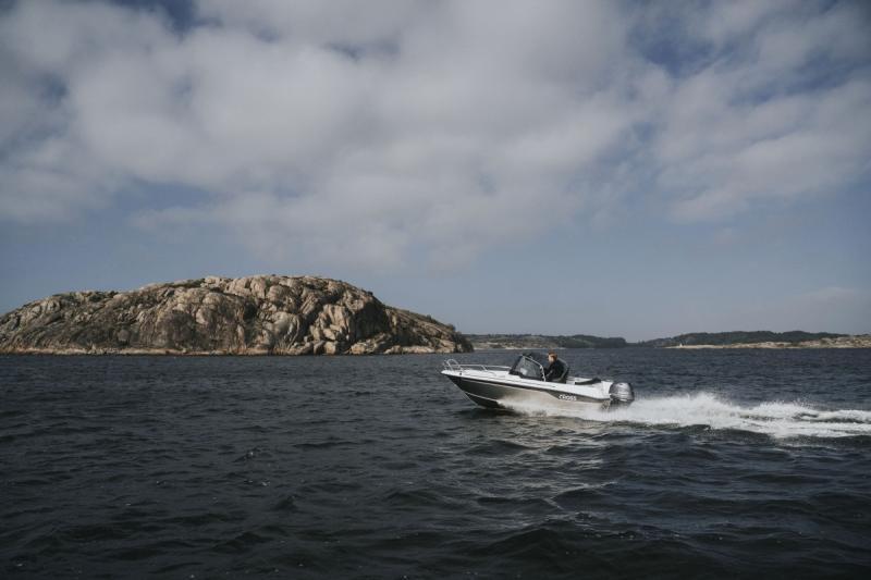 Yamarin Cross -veneet ovat esittelyssä Pohjois-Suomen Erämessuilla Oulussa 17.–19.5.