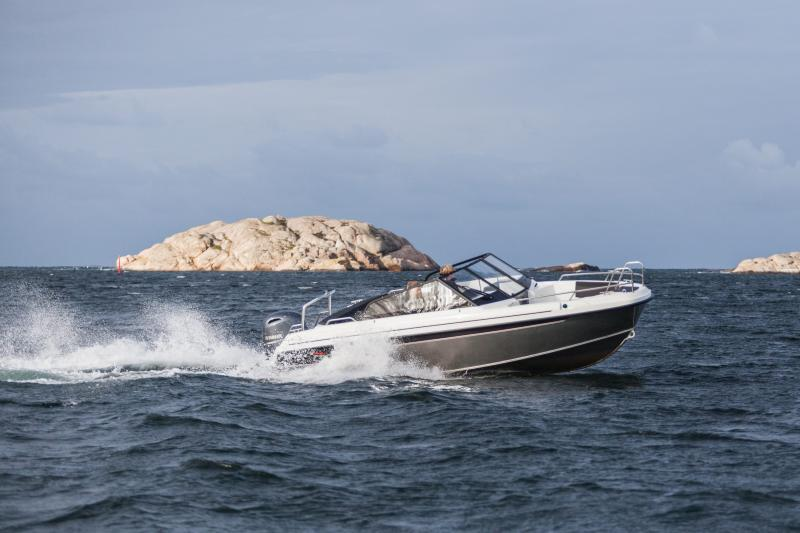 Cross 62 BR is showcased at the Southampton International Boat Show 2019