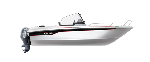 Yamarin Cross 54 Bow Rider